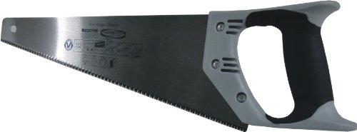 Masterproof Scie à main 450 mm, laser gehärte dents, Scie à bois pour faible effort – Queue de Renard OVP