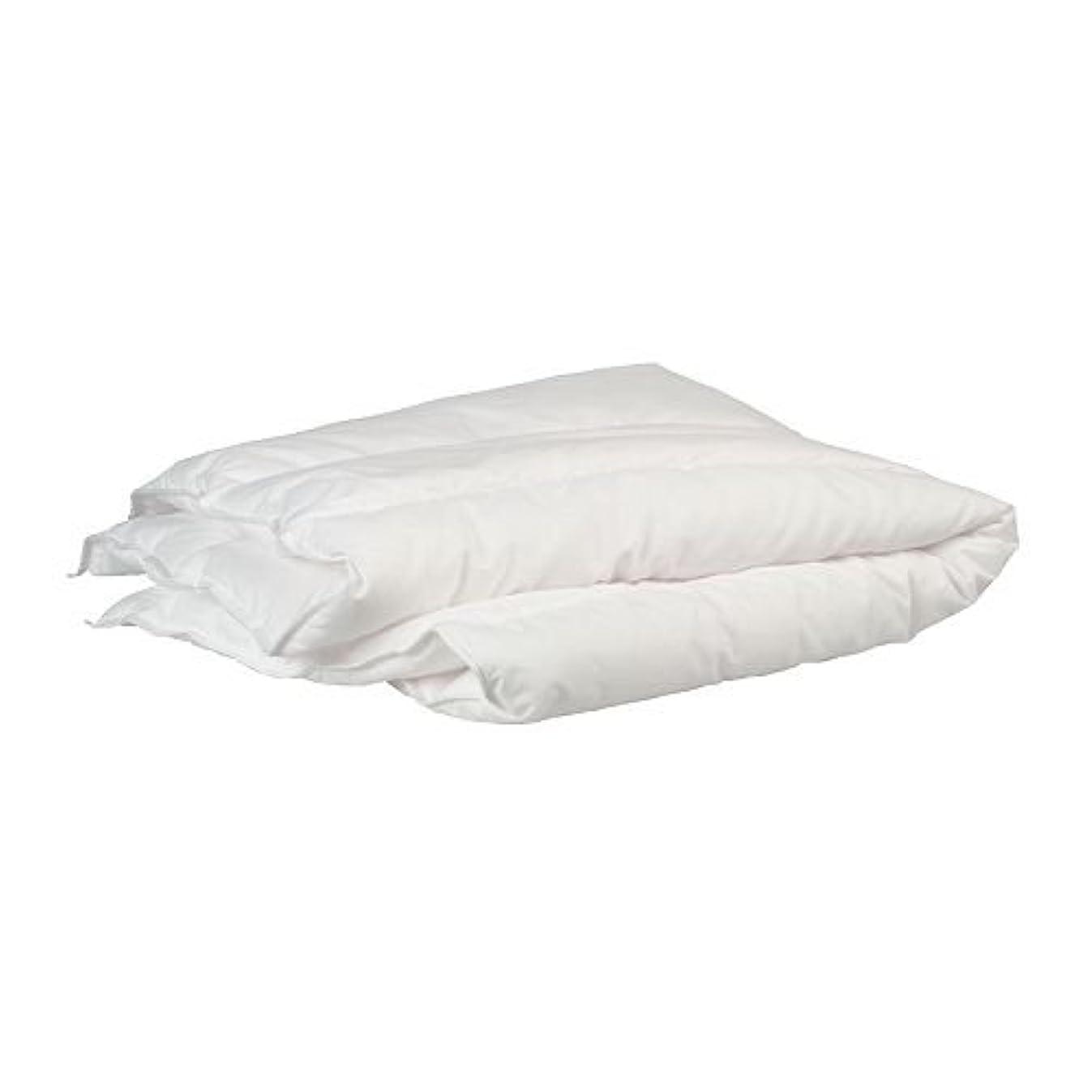 Ikea LEN Crib Comforter, White