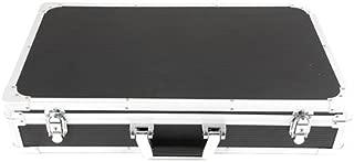 CNB PDC-410D BK Locking Aluminum Pedal Case