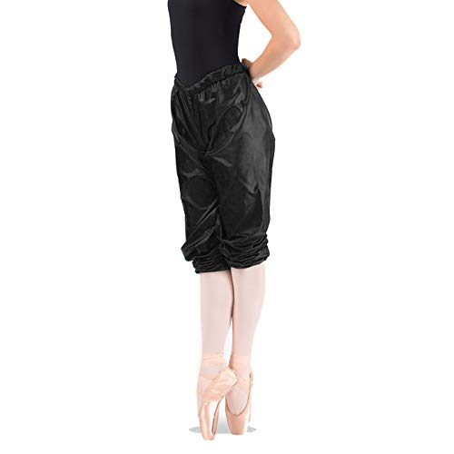 Body Wrappers Ripstop Pants (Black, Large) - 701