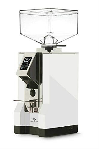Eureka MIGNON SPECIALITA 55 Espressomühle * weiß/chrom *Timer 1&2 Tassen* DELUXE