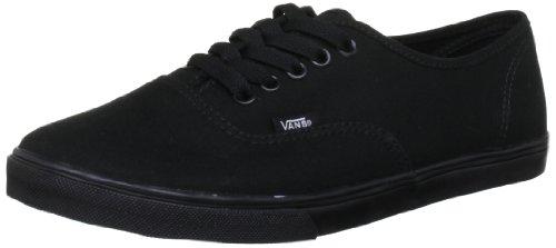 Vans WoVANS Authentic LO PRO Skate Shoes 5.5 (Black/Black)