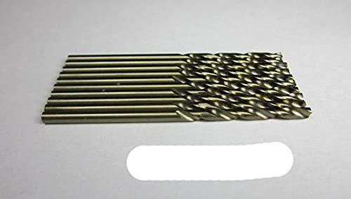 Env¨ªo gratuito 10PCS -CO M35 Broca helicoidal de cobalto Procesamiento de orificios de metal de alta precisi¨n Taladro el¨¦ctrico ? 2 mm 3 mm 4 mm 5 mm 6 mm-M35B-2.5-S-10