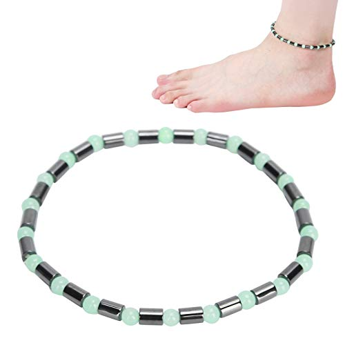 Magnetic Therapy Anklet, Joint Pain Relief Slimming Stylish Magnet Ankle Chain for Gift, Healths Care Ankle Bracelet