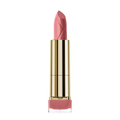 Max Factor Colour Elixir Lipstick Toasted Almond 010, Pflegender Lippenstift, Der Mit Einem Brillanten, Intensiven Farbergebnis Begeistert, Fb. 010 Toasted Almond