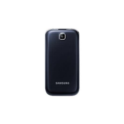 Samsung C3590 Telefono Cellulare, Nero [Italia]