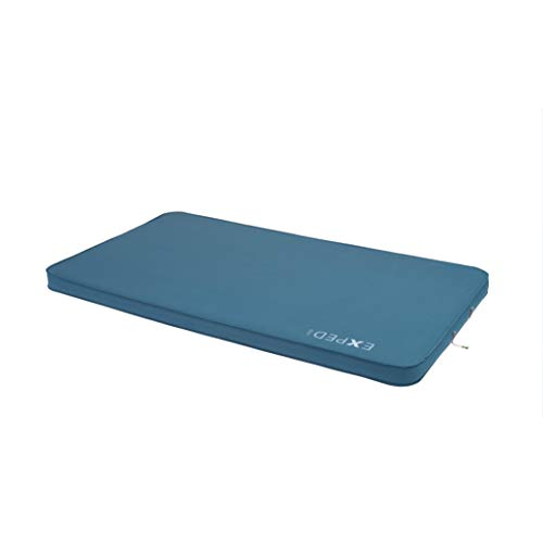 Exped DeepSleep Mat - Self-Inflating Insulated Sleeping Pad, Double, M