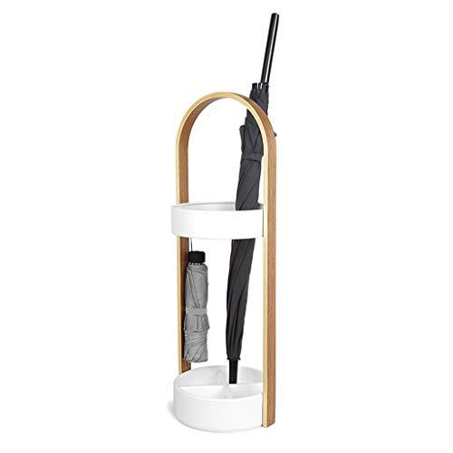 Porte-parapluies Parapluie Stand importé en Bois Massif Maison Parapluie Seau Salon étagère de Rangement Hall Bureau étagère en Bois Stand Stand étanche