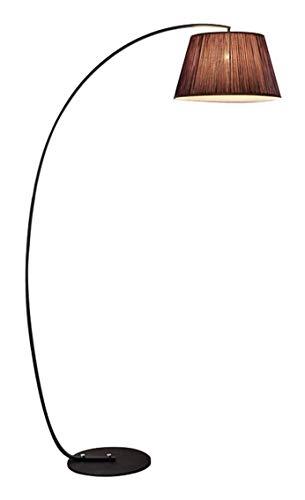 XinQing Lámparas de araña Viviendo Lámpara De Pie Moderna Sala De Estudio De La Personalidad Creativa Minimalista Llevó La Lámpara De Piso Grande