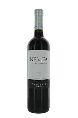 NEMEA griechischer Rotwein trocken 750ml 12,5% Tsantali