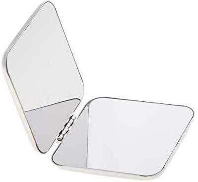 Miroir Sac À Main Pochette En Maquillage Compact Cosmétique Pliant Miroir Miroir Grossissant For Les Femmes