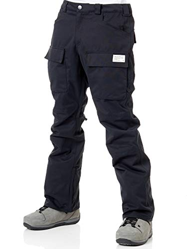 Analog True Black Mortar Snowboarden Broek