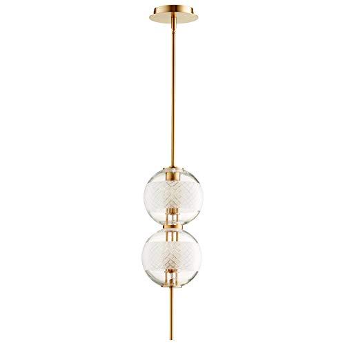 Cyan Design (10051) In Aged Brass Finish