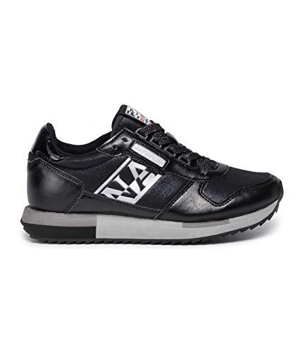 NAPAPIJRI Sneaker Donna Vicky Black lami Black 193395463052