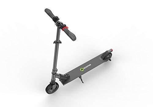 MEGAWHEELS E Scooter Tret-Roller, CityRoller Elektrischer Roller Klappbar mit 12km Langstrecken Akku, bis zu 23km/h, Einfach zu Falten und zu Tragen E-Roller für Erwachsene Jugendliche und Kinder - 6