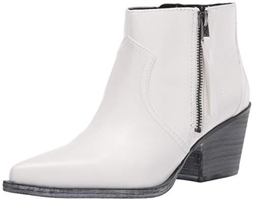 Circus by Sam Edelman Women's Whistler Fashion Boot, Bright White, 9