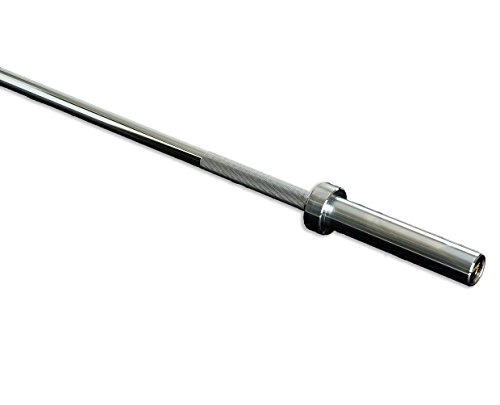 IROTEC(アイロテック)オリンピックバーベルシャフトショートタイプ150cm 径50mm専用/バーベル 筋トレ ベンチプレス トレーニング器具 筋トレ器具 フィットネスバー