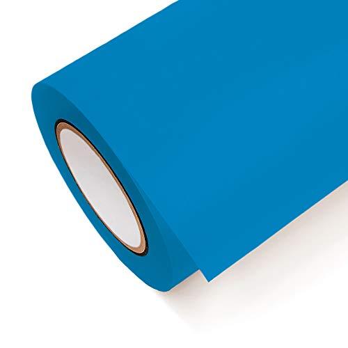 Klebefolie Oracal 631-053 Hellblau matt | Maße 126cm x 5m | Klebefolie günstig in 1A Qualität von SalierShop