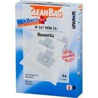 CleanBag bolsas de aspiradora m147row15para Rowenta y Moulinex