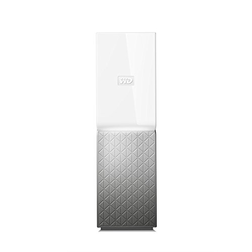 Western Digital My Cloud Home - Almacenamiento en Red NAS de 2 TB, 1 bahía (Reacondicionado)