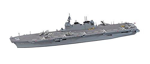 Hasegawa 31–1/700 JMSDF DDH Izumo, Eau Les véhicules