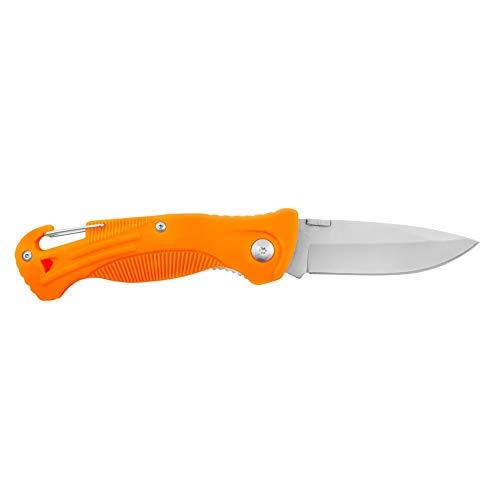 Ganzo Messer G611 Grifffarbe: Orange - Klingenlänge: 7,5 cm - Verschlussart: Liner Lock - Klingenstahl: 420C