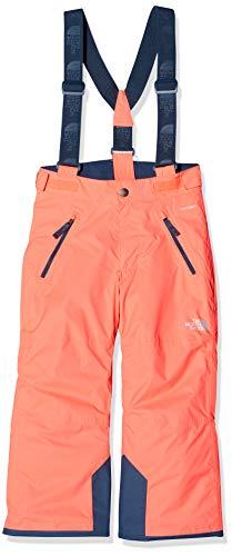 The North Face Y Snwqust Susp P Pnt, Pantaloni da Sci Bambino, Rosso (Rocket Red), L