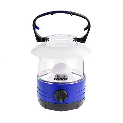 Dorcy LED Bright Mini Lantern 70 Hour Run Time Assorted Colors