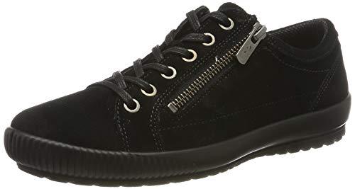 Legero Damen Tanaro Sneaker, Schwarz (Schwarz (Schwarz) 01), 41 EU (7 UK)