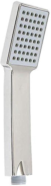 にじみ出る上げるギネスシャワーヘッド 取り付け簡単 ハンドシャワーシャワーヘッドスクエアハンドシャワー+シート1 5Mステンレスホース高圧浴室のシャワーセットノズル