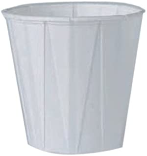Pleated Paper Water Cups - cup water paper 3-1/2