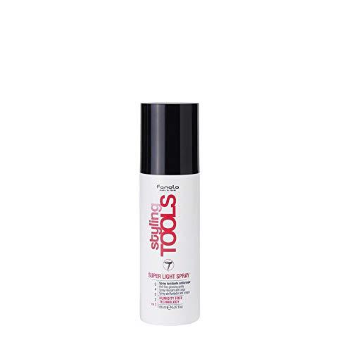 Fanola Styling Tools Super Light Spray - Anti Frizz Glossing Spray Fix 1 150ml