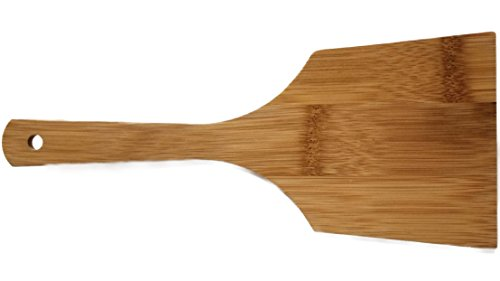 きくすい お好み焼き専用返しへら 国産スス竹 (1)