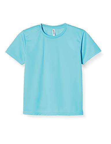[グリマー] 半袖 4.4oz ドライTシャツ (クルーネック) 00300-ACT ミントブルー L (日本サイズL相当)