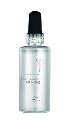 Wella SP Balance Scalp Energy Serum (For Vital and Strong Hair) 100ml