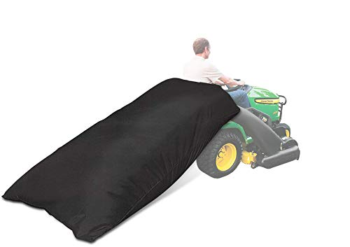 Zipcase 54 cu. ft. Standard Lawn Tractor Leaf Bag, Garden Lawn and Leaf Trash Bags Leaves Waste Bag Compatible with Cub Cadet Cub Cadet XT1 LT42, XT1 LT46, XT2 LX42, XT2 LX46 Lawn Tractors