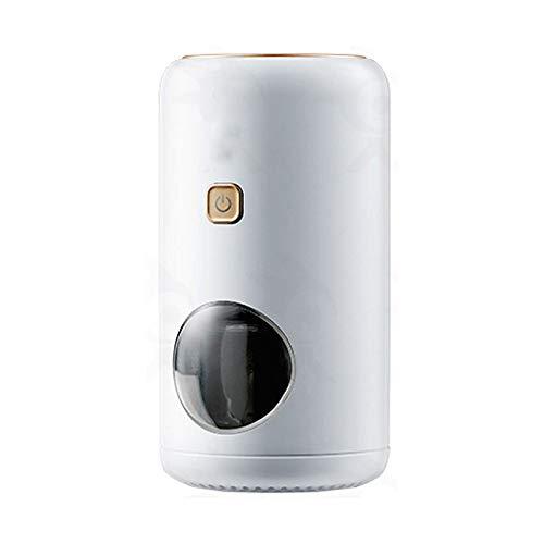 HOUWENJ Home Indoor Moskitokiller USB-Plug-in Mückenschutz Anti-Mücken-Mückenfalle Physikalische Technologie Stumm Weiß,White-2PCS