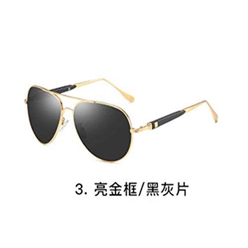 Nobrand Gafas sol polarizadas hombres gafas pesca