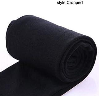 Portonss High Waist Fleece Seamless Leggings, Women Heat Fleece Winter Stretchy Leggings Warm Fleece Lined Slim Thermal Pants