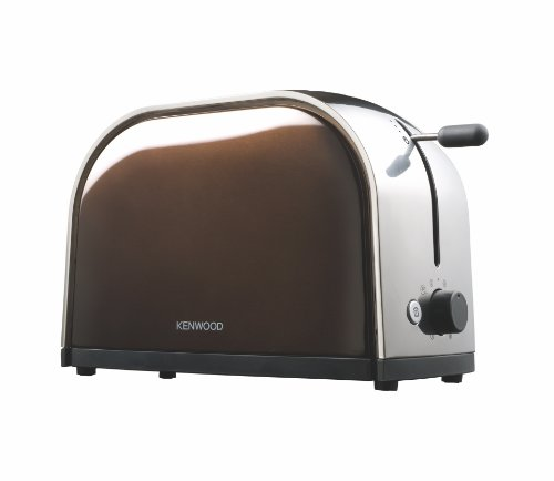 Kenwood TTM 118 Toaster / Metallics-Serie/ 900 Watt / Antikbronze