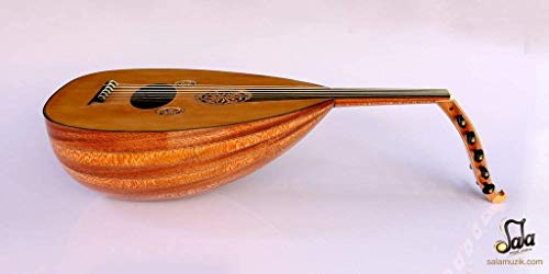 Mustafa Copcuoglu/MCO-404 Türkisches Oud Ud Instrument
