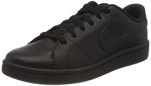Nike Court Royale 2, Scarpe da Tennis Uomo, Black/Black-Black, 43 EU