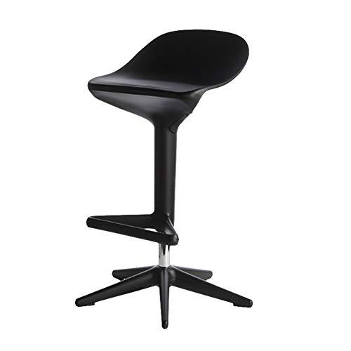 LQ-Bar stool barkruk, 360 graden draaibaar, geschikt voor recepties, modern, restaurant, kantoor