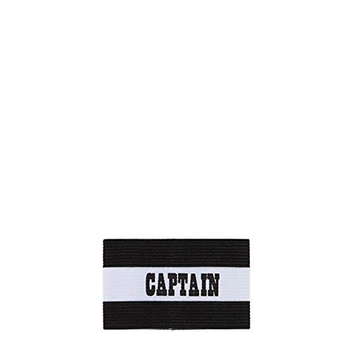Champion Adult Soccer Captains Arm Band Black-White Seams Double Stitched New