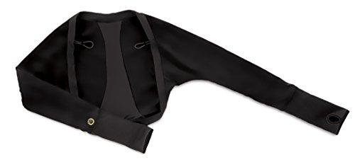 Moxie Cycling Women's Bolero Jacket, Black, Large