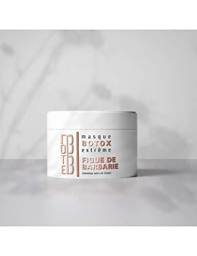 Botox capillaire Figue de barbarie -- 250 ml - Made in France - Hydrate nourrit tous types de cheveux - cheveux nourris et revitalisés - éclat et brillance naturelle