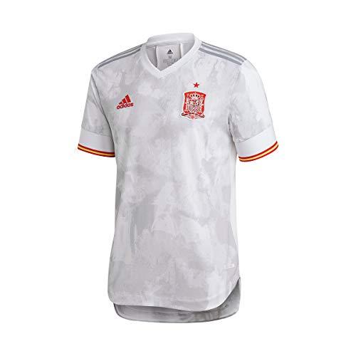 adidas Camiseta para Hombre Fef A Au, Hombre, Camiseta, FI6239, White/Ltonix, XX-Large