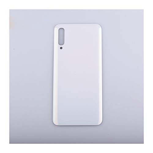 Back Door Housing 6.39 Inch Fit For Lenovo Z6 Pro L78051 Back Battery Cover Door Housing Case Rear Glass Parts (Color : Red no camera iron)