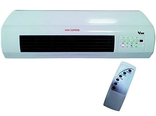 VIGOR 97935-20 Termoconvettore a Parete V-TCPA 2000 Watt, W