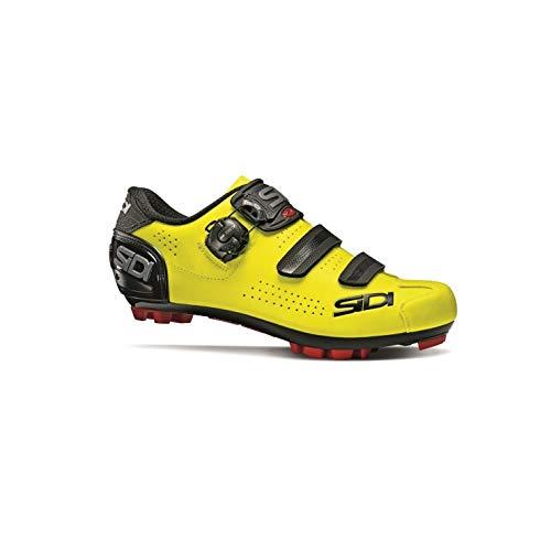SIDI Trace 2 Zapatillas MTB Amarillo Fluorescente Talla: 5 UK